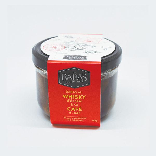 Babas au Whisky Ecosse et café d'Inde