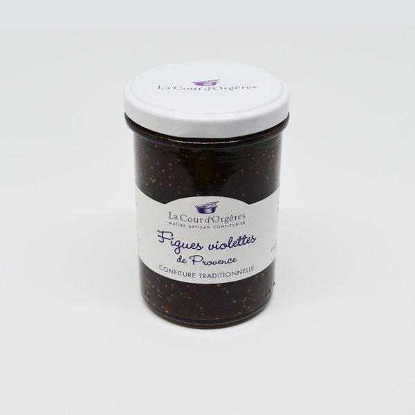 Confiture de la Cour d'Orgères - Figues Violettes de Provence
