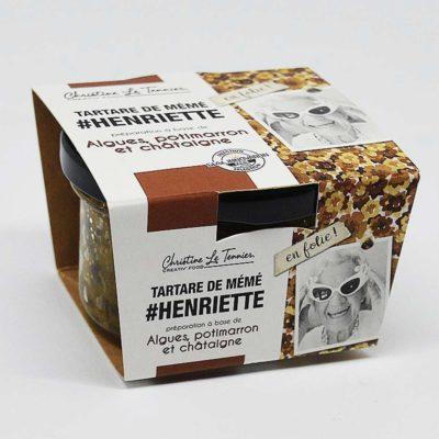 Le fumoir de St-Cast présente le Tartare de Mémé Henriette-Christine Le Tennier