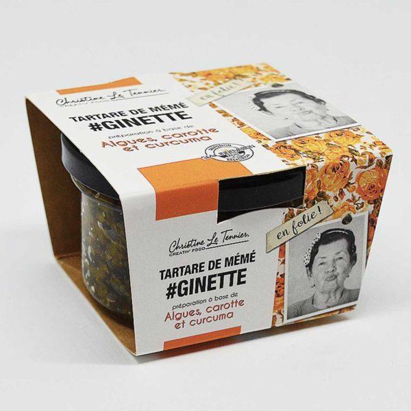Le fumoir de St-Cast présente le Tartare de Mémé Ginette-Christine Le Tenni