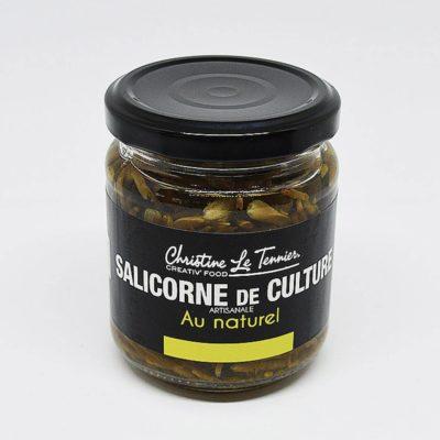Le fumoir de St-Cast présente lesSalicorne de culture-Christine Le Tennier