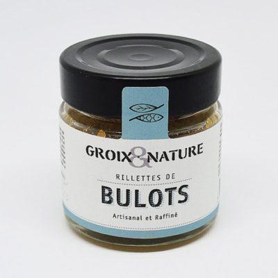Le Fumoir de St-Cast présente les Rillettes de Bulots - Groix et Nature