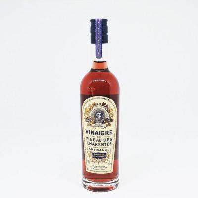 Le Fumoir de St-Cast présente le viangaire de Pineau Rosé des Vianaigre Le fleuriet