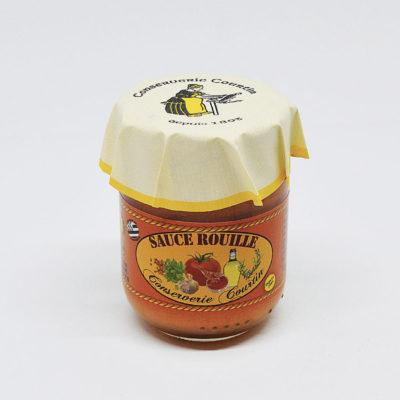 Le Fumoir de Saint-Cast présente la sauce rouille de la Conserverie de Courtin