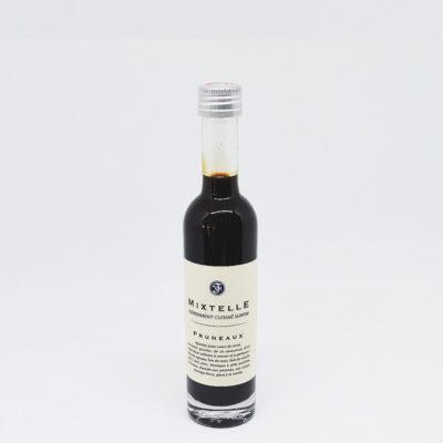 Le Fumoir de St-Cast présente le viangaire Mixtelle (Réduction de jus de pruneaux) des Vinaigre Le fleuriet