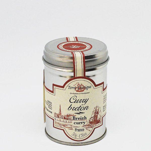 Le fumoir de St-Cast présente le Curry Breton - Terre Exotique