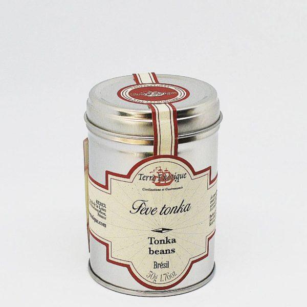 Le fumoir de St-Cast présente la Fève de tonka - Terre Exotique