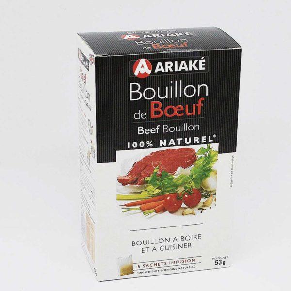 Le fumoir de St-Cast présente le Bouillon de boeuf - Arkaé