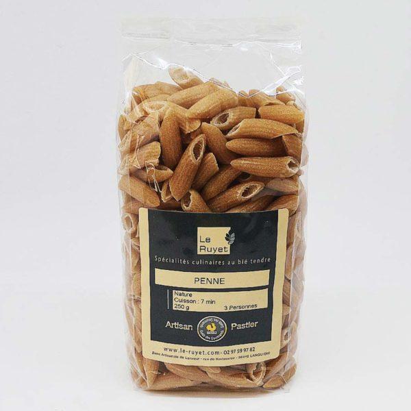 Le fumoir de St-Cast présente les Pennes au blé tendre - Le Ruhet