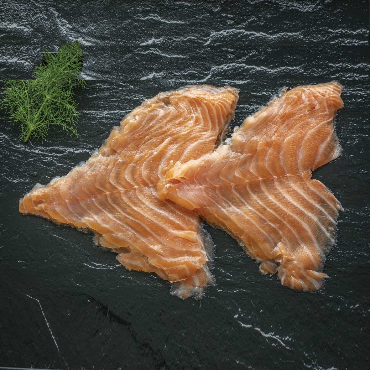 Le Fumoir de Saint-Cast vous présente ses produits d'épicerie fine salés : Saumon fumé