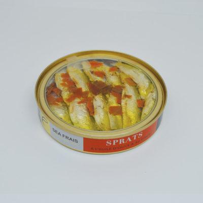 Le Fumoir de Saint-Cast vous présente les Sprats au piment