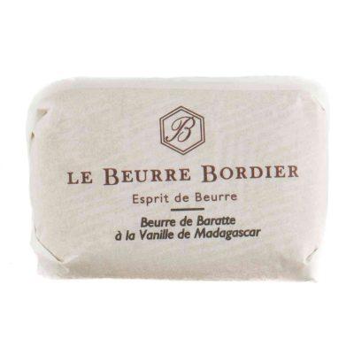 Le Fumoir de Saint-Cast vous présente le beurre à la vanille