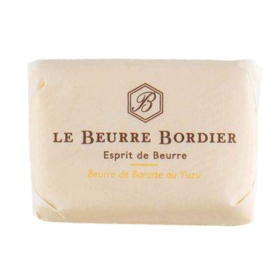 Le Fumoir de Saint-Cast vous présente le beurre au Yuzu
