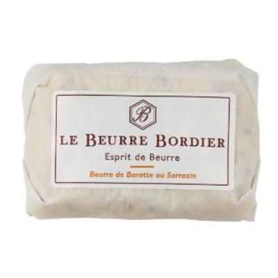 Le Fumoir de Saint-Cast vous présente le beurre au Sarrazin