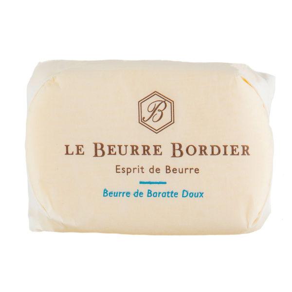 Le Fumoir de Saint-Cast vous présente le beurre Bordier doux 125g