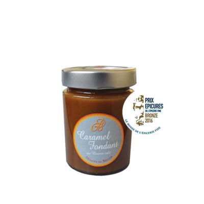 Le Fumoir de Saint- Cast présente les Pâte à tartiner au véritable goût inimitable du caramel breton