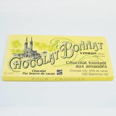 Le Fumoir de St-Cast présente le Chocolat Fondant aux Amandes