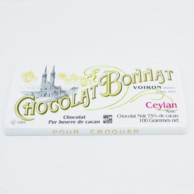 """Le Fumoir de St-Cast présente le Chocolat CEYLAN """"Asie"""""""