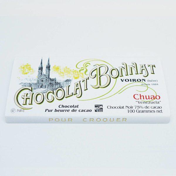 """Le Fumoir de St-Cast présente le Chocolat CHUAO """"Vénézuela"""""""