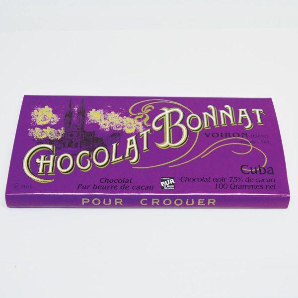 Le Fumoir de St-Cast présente le Chocolat CUBA
