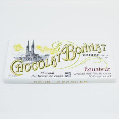 """Le Fumoir de St-Cast présente le Chocolat LOS COLORADOS """"Equateur"""""""