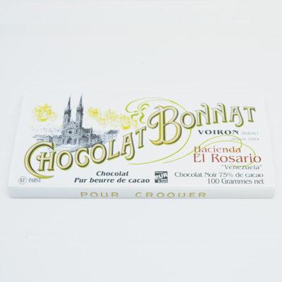 "Le Fumoir de St-Cast présente le Chocolat HACIENDA EL ROSARIO "" ""Vénézuela"""