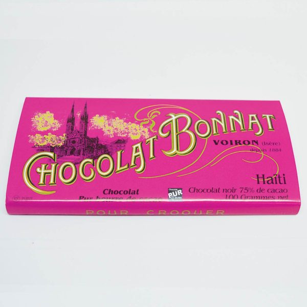 Le Fumoir de St-Cast présente le Chocolat HAITI