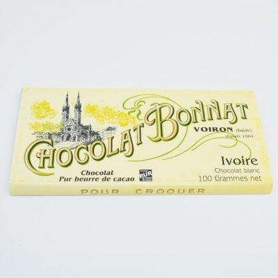 Le Fumoir de St-Cast présente le Chocolat Blanc Ivoire