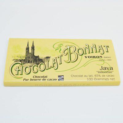 """Le Fumoir de St-Cast présente le Chocolat JAVA """"Indonesie"""""""