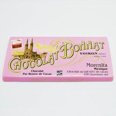 """Le Fumoir de St-Cast présente le Chocolat MORENITA """"Mexique"""""""