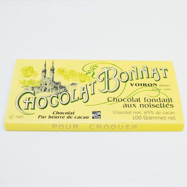 Le Fumoir de St-Cast présente le Chocolat Fondant aux Noisettes