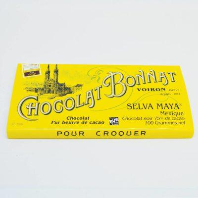 """Le Fumoir de St-Cast présente le Chocolat SELVA MAYA """"Mexique"""""""