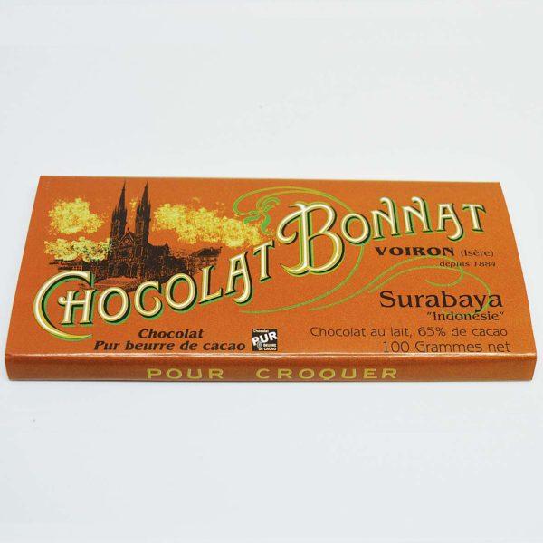 """Le Fumoir de St-Cast présente le Chocolat SURABAYA """"Indonésie"""""""
