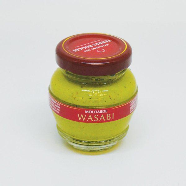 Le Fumoir de St-Cast présente la Moutarde au Wasabi