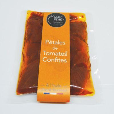 Le Fumoir de St-Cast présente les Pétales de tomates confites