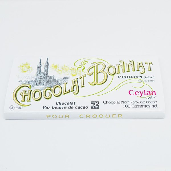 Le Fumoir de St-Cast présente le chocolat Ceylan Asie