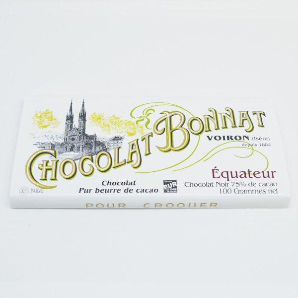 Le Fumoir de St-Cast présente le chocolat EQUATEUR
