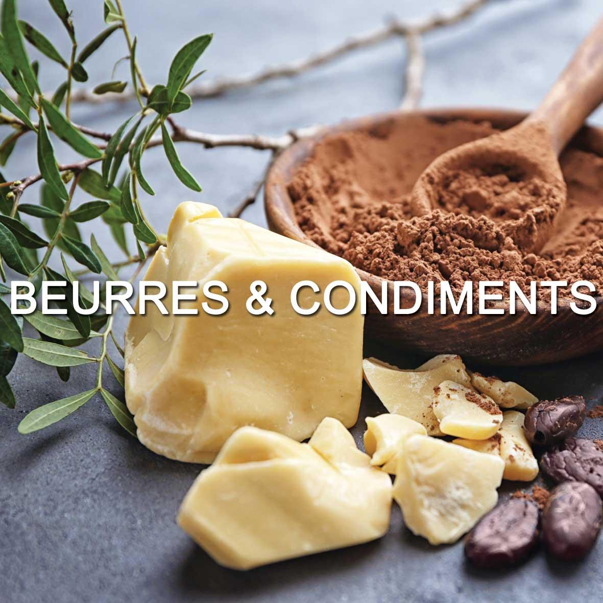 Le Fumoir de Saint-Cast vous présente ses produits d'épicerie fine salés : Beurre & condiment