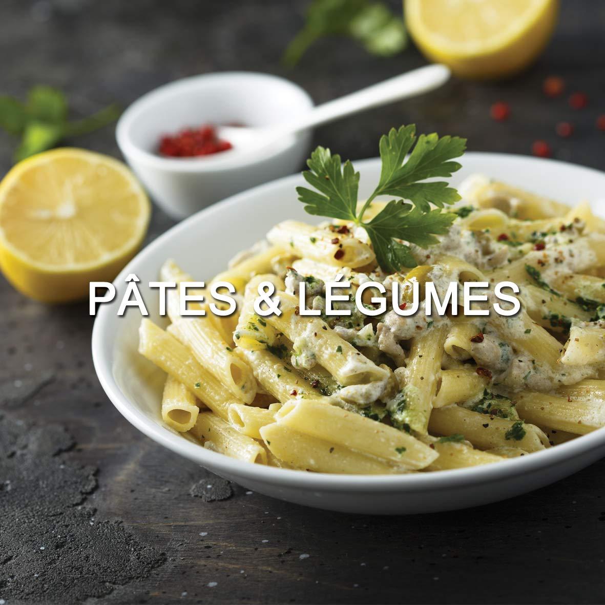 Le Fumoir de Saint-Cast vous présente ses produits d'épicerie fine salés : Pâtes et légumes