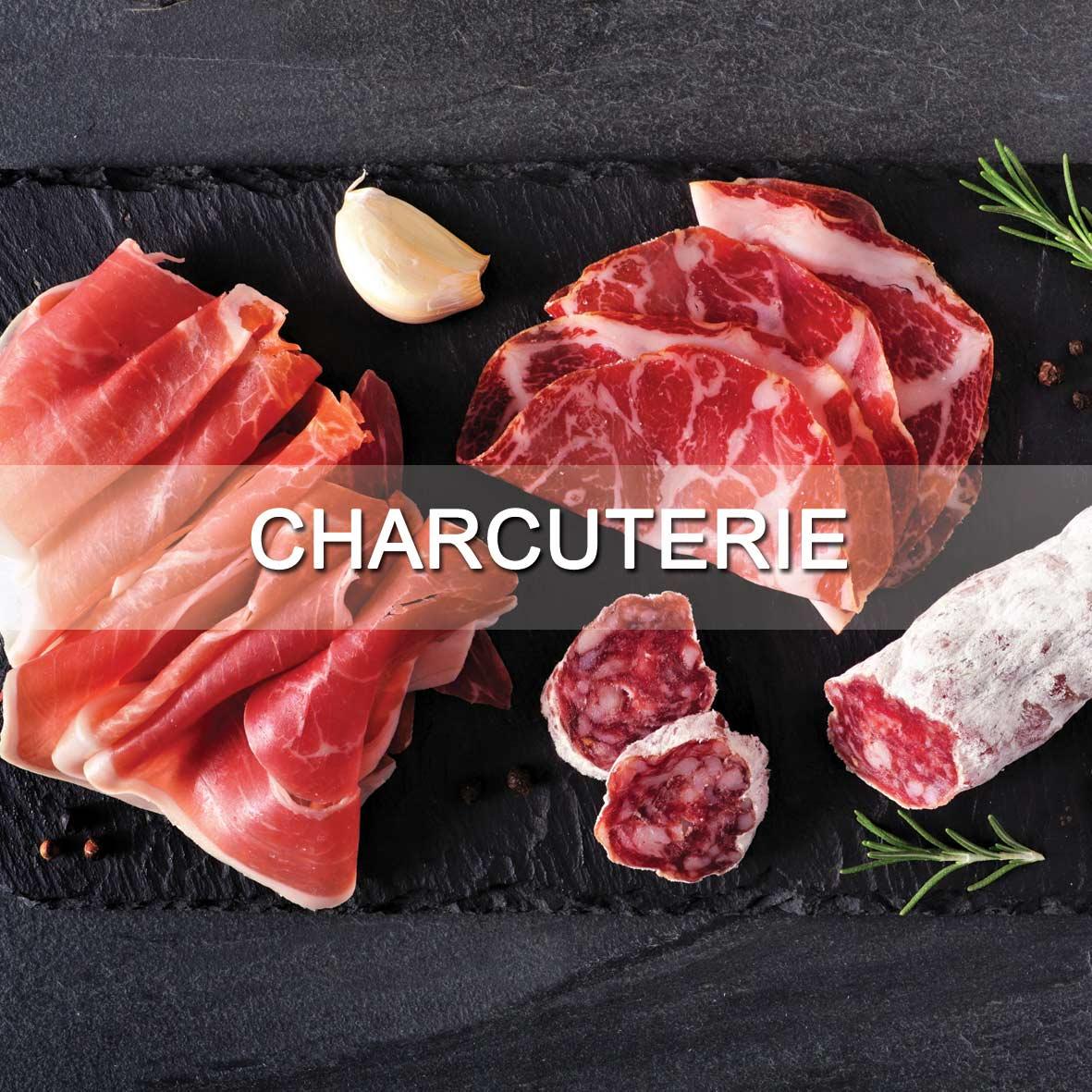Le Fumoir de Saint-Cast vous présente ses produits d'épicerie fine salés : Charcuterie