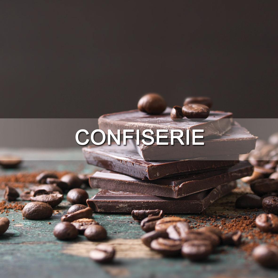Le Fumoir de Saint-Cast vous présente ses produits d'épicerie fine sucrées : confiserie